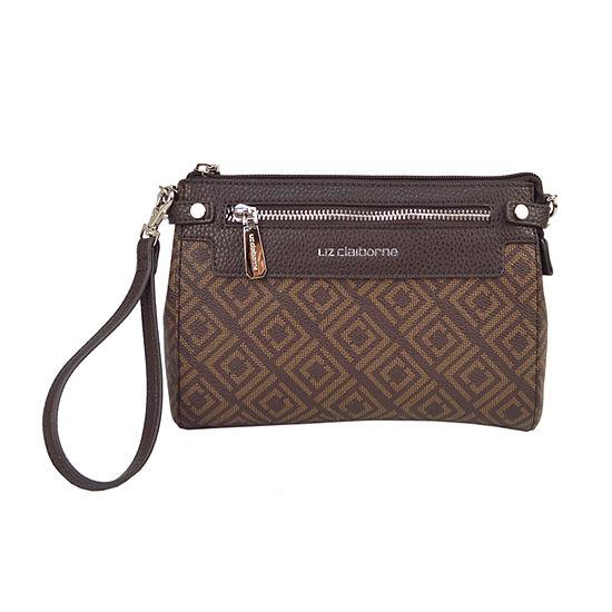 Liz Claiborne Elly Convertible Crossbody Bag