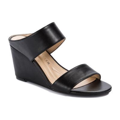 Andrew Geller Womens Barbara Slip-On Shoe Round Toe