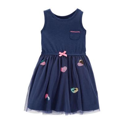 Carter's Sleeveless Tutu Dress - Toddler Girls