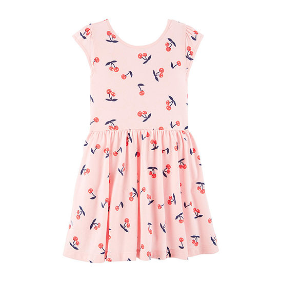 fa80582c9 Carter's Sleeveless Fit & Flare Dress - Toddler Girls - JCPenney