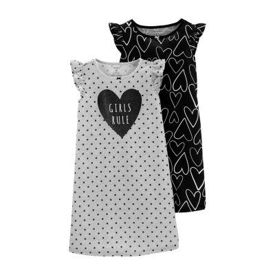 Carter's Girls 2-Pk. Nightgown - Preschool