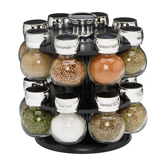 Kamenstein 16-pc. Jar Spice Rack