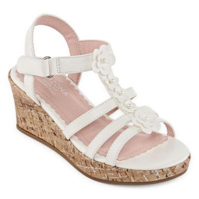 Arizona Girls Tahlia Wedge Sandals