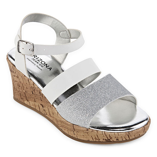 Arizona Girls Camilla Wedge Sandals