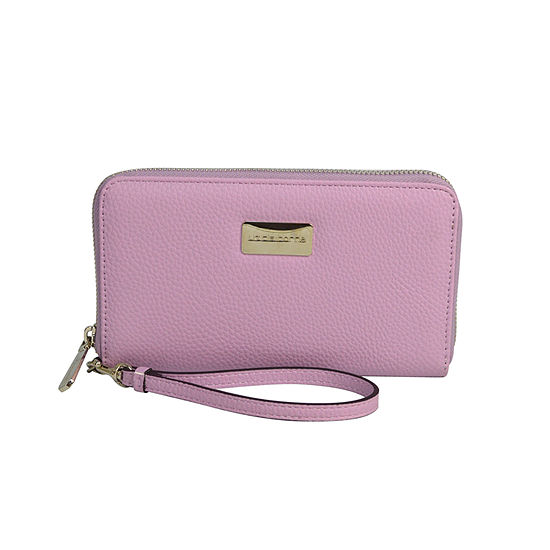 Liz Claiborne Erica Z/A Zip Around Wallet