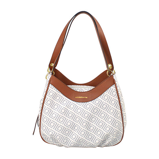 Liz Claiborne Trio 4 Poster Shoulder Bag