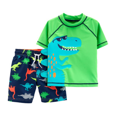 Carter's Boys Trunk Set - Toddler