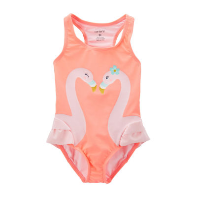 Carter's One Piece Swimsuit Toddler Girls
