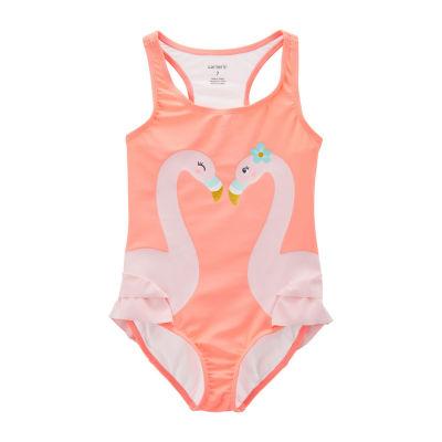 Carter's One Piece Swimsuit Preschool Girls