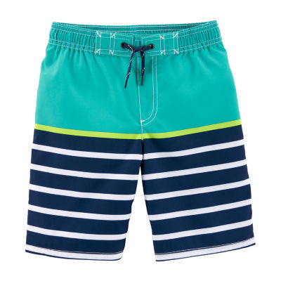 Carter's Boys Swim Trunks-Toddler