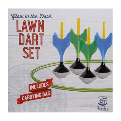 Wembley™ Glow-In-the-Dark Lawn Dart Set