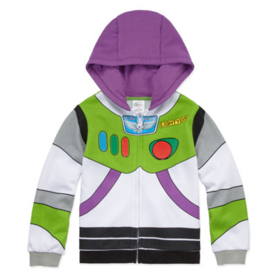 Disney Buzz Lightyear Fleece Hoodie - Kids