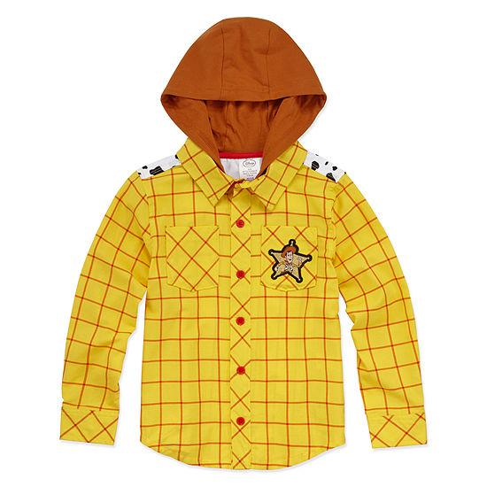 Disney Woody Hoodie Shirt Kids