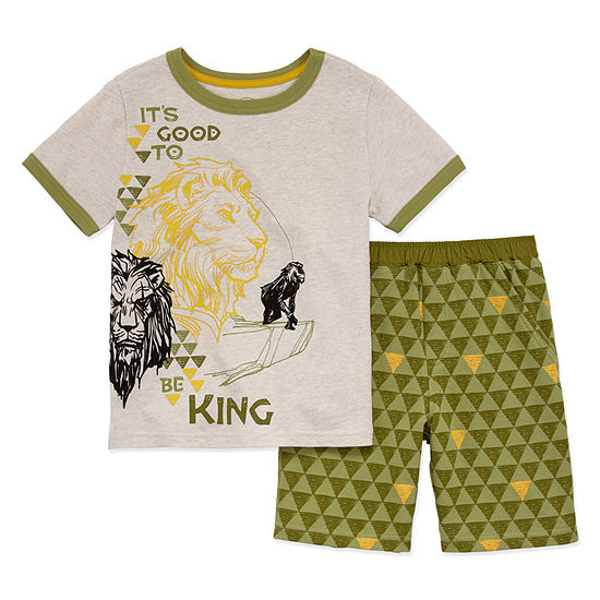 Disney The Lion King Short Set - Kids
