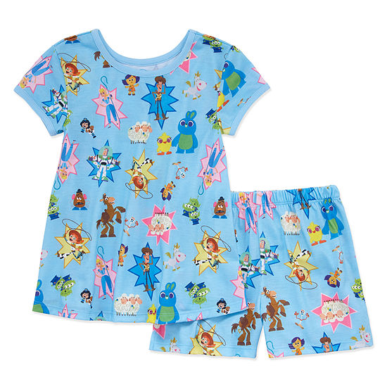 Disney Toy Story 4 Pajama Set - Girls