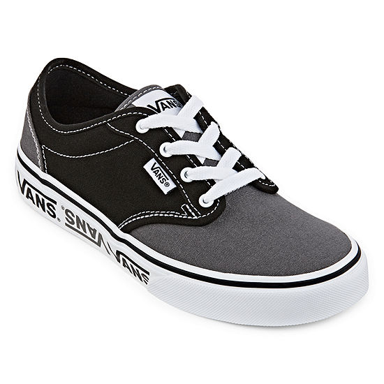 Vans Atwood Big Kids Boys Skate Shoes Lace-up