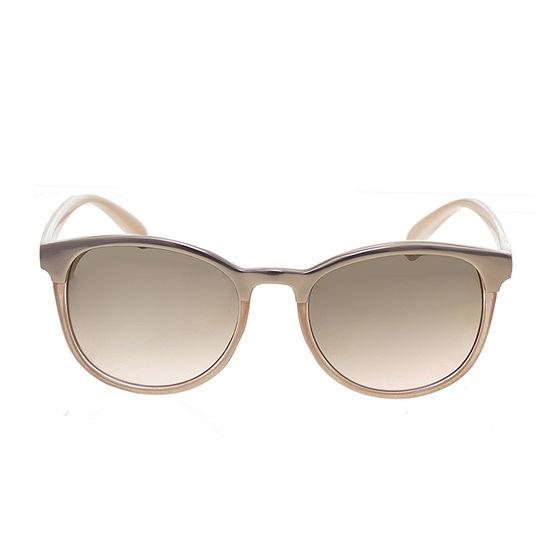 Worthington Plastic Coquette Womens Sunglasses