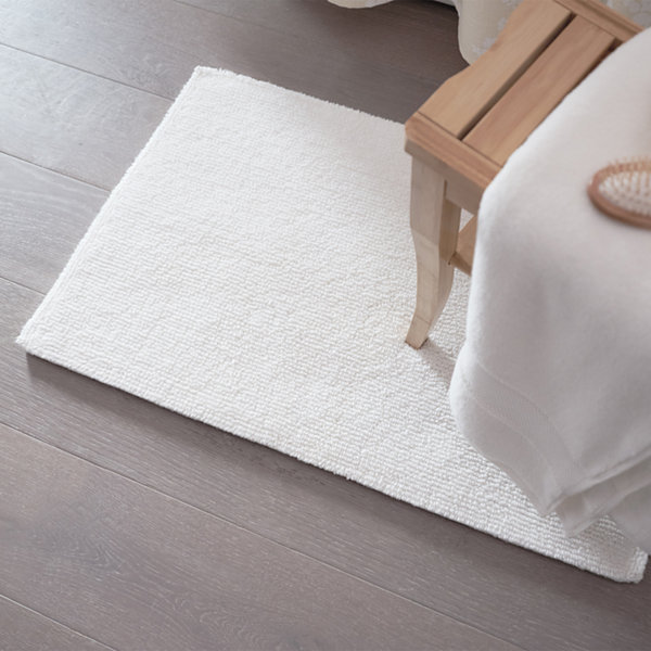 Fieldcrest Mingled Reversible Bath Rug