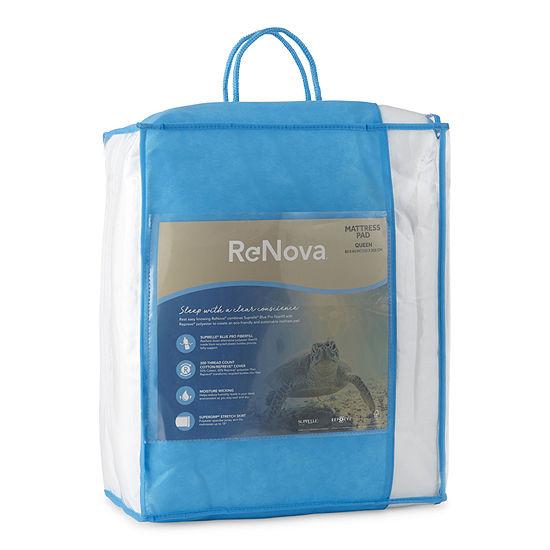 Renova® Repreve Recycled Fiber Mattress Pad