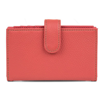 Mundi® Rio Leather Double Card Case
