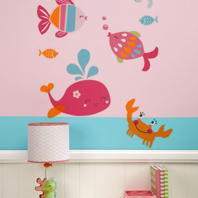 Carter's® Sea Collection Wall Decals