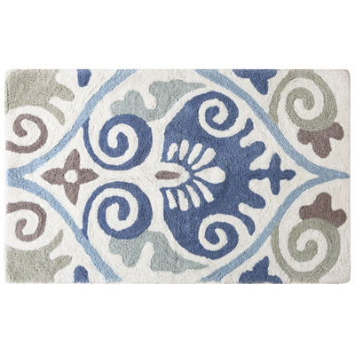 Queen Street Ikat Bath Rug