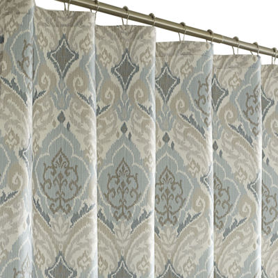 Queen Street Ikat Shower Curtain