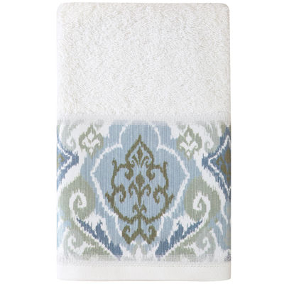Queen Street Ikat Bath Towel Collection