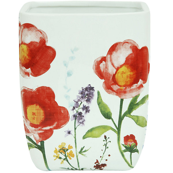 Bacova Merry May Wastebasket