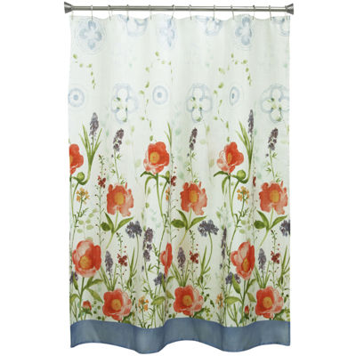Bacova Merry May Shower Curtain