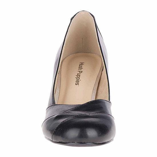Hush Puppies Womens Benita Damara Iiv Slip-On Shoe Closed Toe