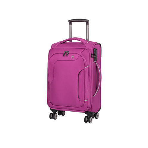 IT Luggage Amsterdam III 8 Wheel 20 1/2 Inch Spinner Carry On