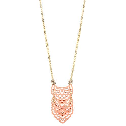 Boutique + Womens Pendant Necklace