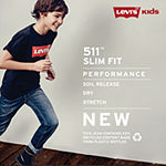 Levi's Boys Performance 511 Stretch Slim Fit Jean Big Kid
