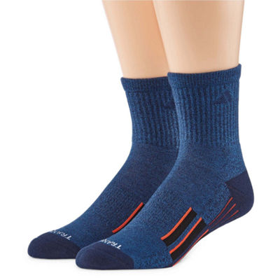 adidas 2 Pair Crew Socks-Mens
