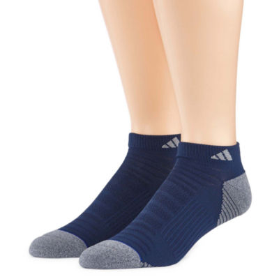 adidas 2 Pair Low Cut Socks-Mens