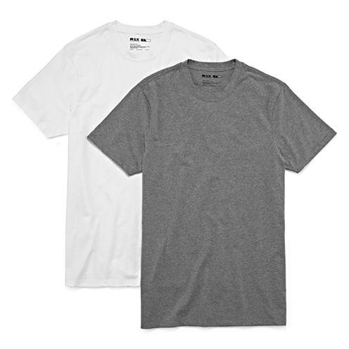 MSX by Michael Strahan 2-pk. Cotton Stretch Crewneck T-Shirts - Big & Tall