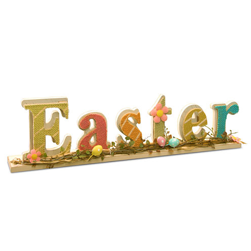 "18"" Easter Room Decor"