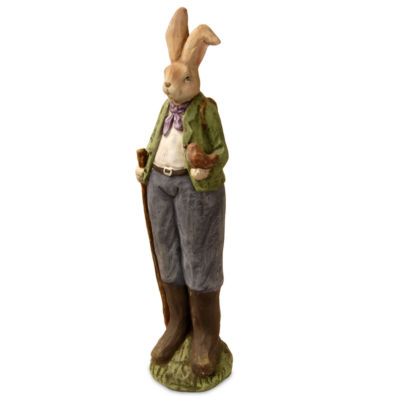 "25"" Garden Accents Rabbit Statue"""
