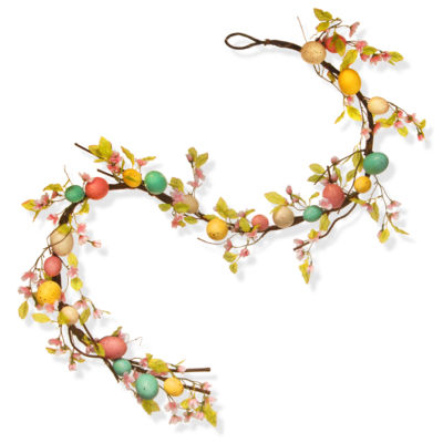 "72"" Easter Egg Garland"""