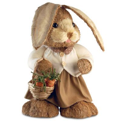 "36"" Floppy Ear Brown Bunny"""