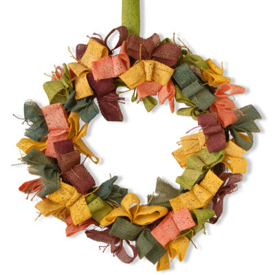"22"" Garden Accents Easter Wreath"""