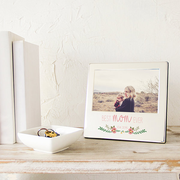 Cathy's Concepts Personalized Mother's Day Picture Frame