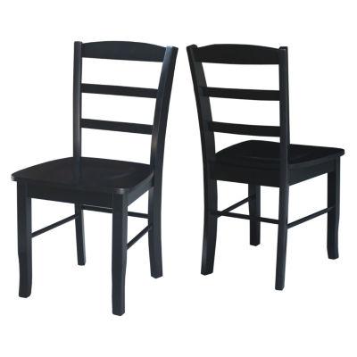 Madrid Ladderback 2-pc. Side Chair