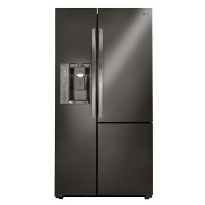 LG ENERGY STAR® 21.7 cu. ft. Smart Wi-Fi Enabled Ultra Large Capacity Door-in-Door® Counter Depth Refrigerator