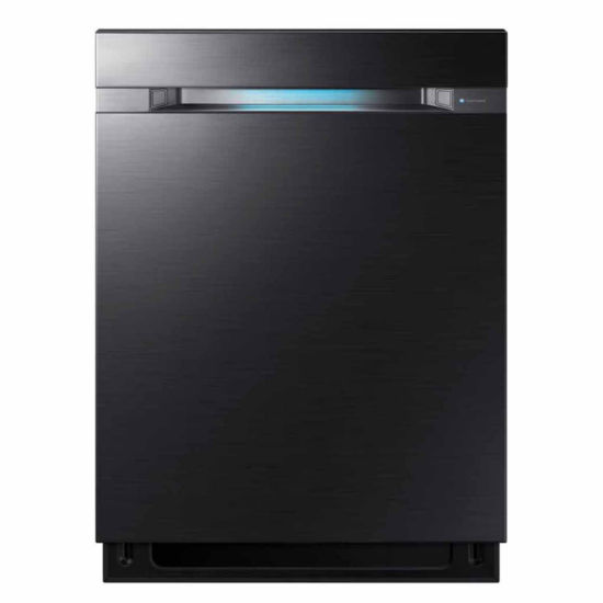 "Samsung ENERGY STAR® Smart Wi-Fi Enabled 24"" Waterwall™ Dishwasher with Third Rack"