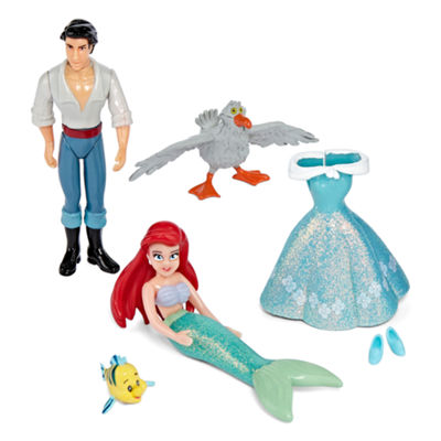 Disney 6-pc. The Little Mermaid Toy Playset - Girls