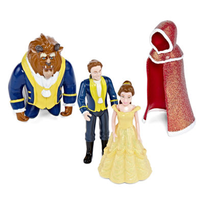 Disney 4-pc. Beauty and the Beast Toy Playset