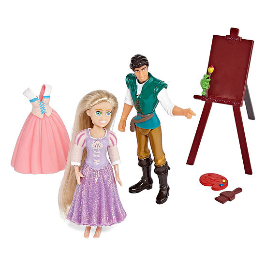Disney Collection 6-Pc. Tangled Playset - Girls