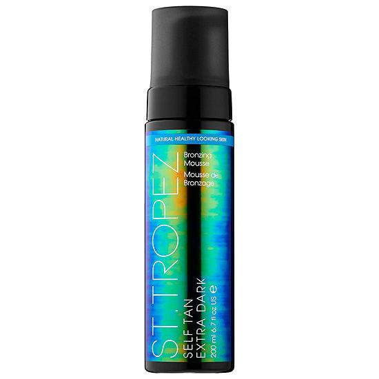 St. Tropez Tanning Essentials Self Tan Extra Dark Bronzing Mousse